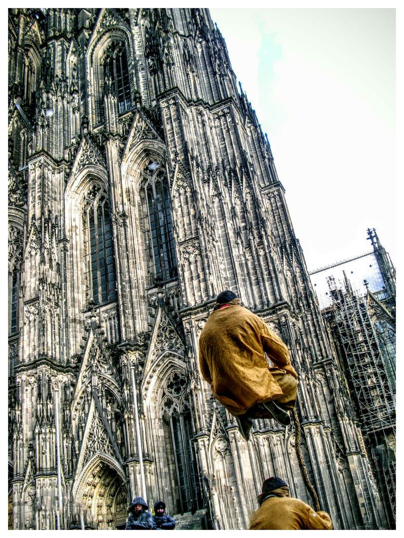 Köln Tourismus Image Kampagne