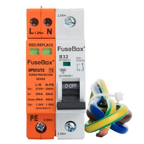 Fusebox SPDCUKITT2 SPD 1 Kit
