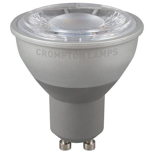Crompton LED GU10 High Output 7W 4000K GU10
