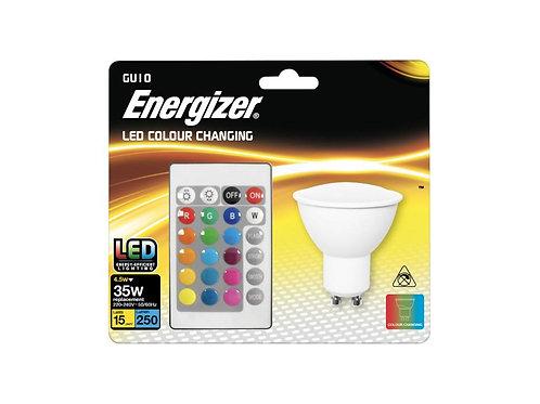 Energizer 4.5w GU10 RGB