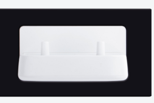 Proof Vision Twin Toothbrush Charger Black
