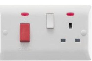 Hamilton Vogue VWP45SS1NW Cooker Control Socket