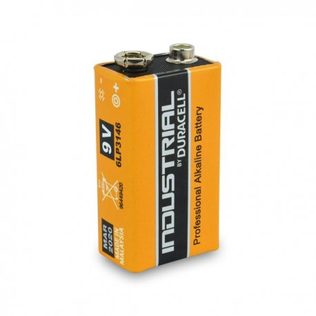 Duracell Industrial PP3 9V 10 Pack