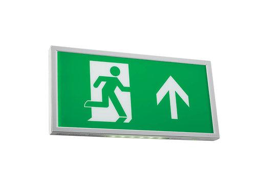 Bell Slim LED Exit Sign