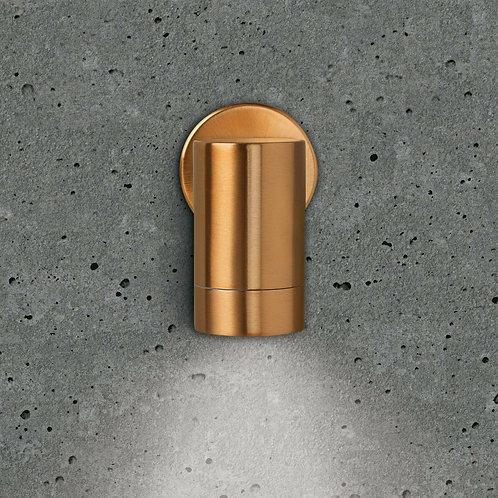 Bell Lighting 10415 Copper Finish GU10 Wall Light IP65