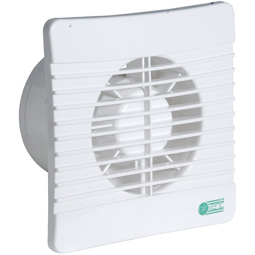Air Vent 4 Inch Low Profile Timer Fan