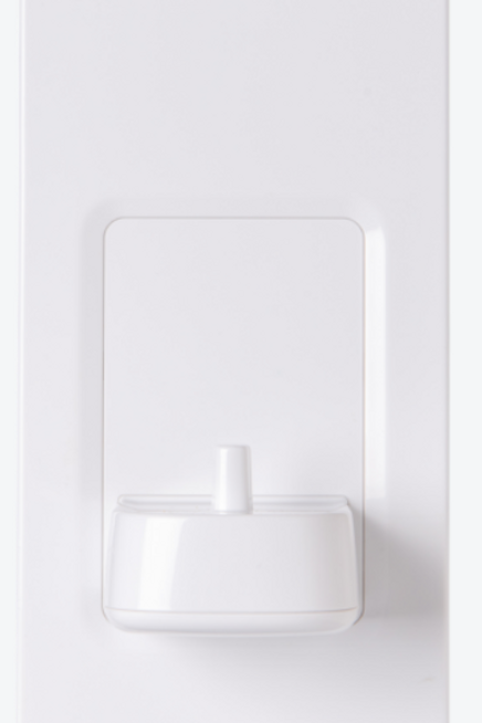 Proof Vision Single Toothbrush Charger White