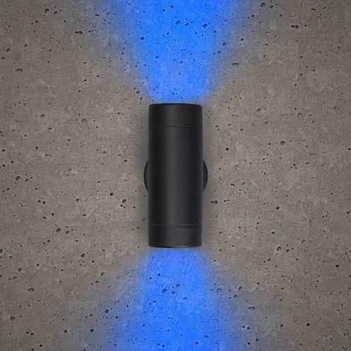 Bell Black Up/Down Light