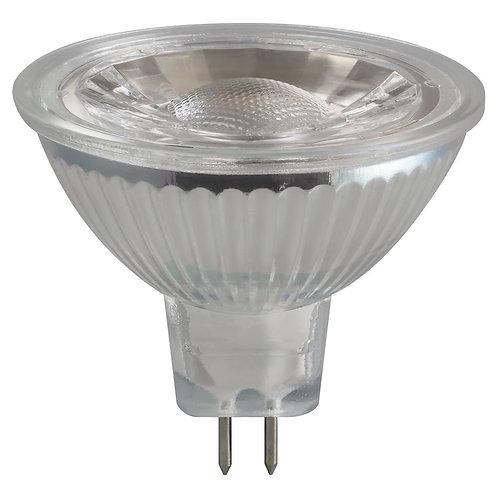 Crompton LED MR16 Glass COB 12V 5W 2700K GU5.3