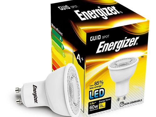 Energizer 3.6w GU10 Warm White