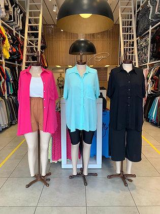 Camisa Naranjo 020-66