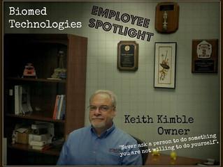 Keith Kimble