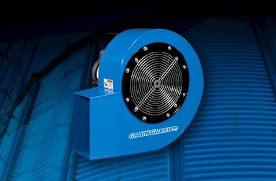 Grain Guard Centrifugal Fan