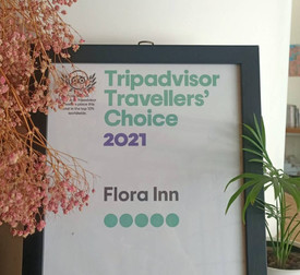 花水木獲全球最大旅遊網站TripAdvisor頒贈2021年最風雲得主