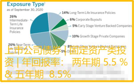 【投资项目102-J】 上市公司债券 | 固定资产类投资 | 年回报率: 两年期 5.5 %  & 五年期  8.5%