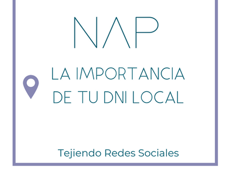 NAP | TU DNI local