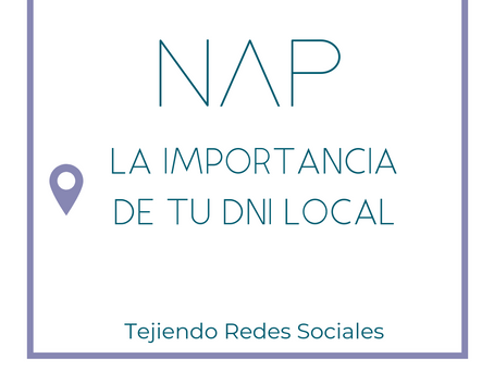 NAP | TU DNI local