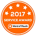 Coastline Sheds & Garages Perth  Service Award 2017