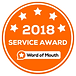 Coastline Sheds & Garages Perth  Service Award 2018