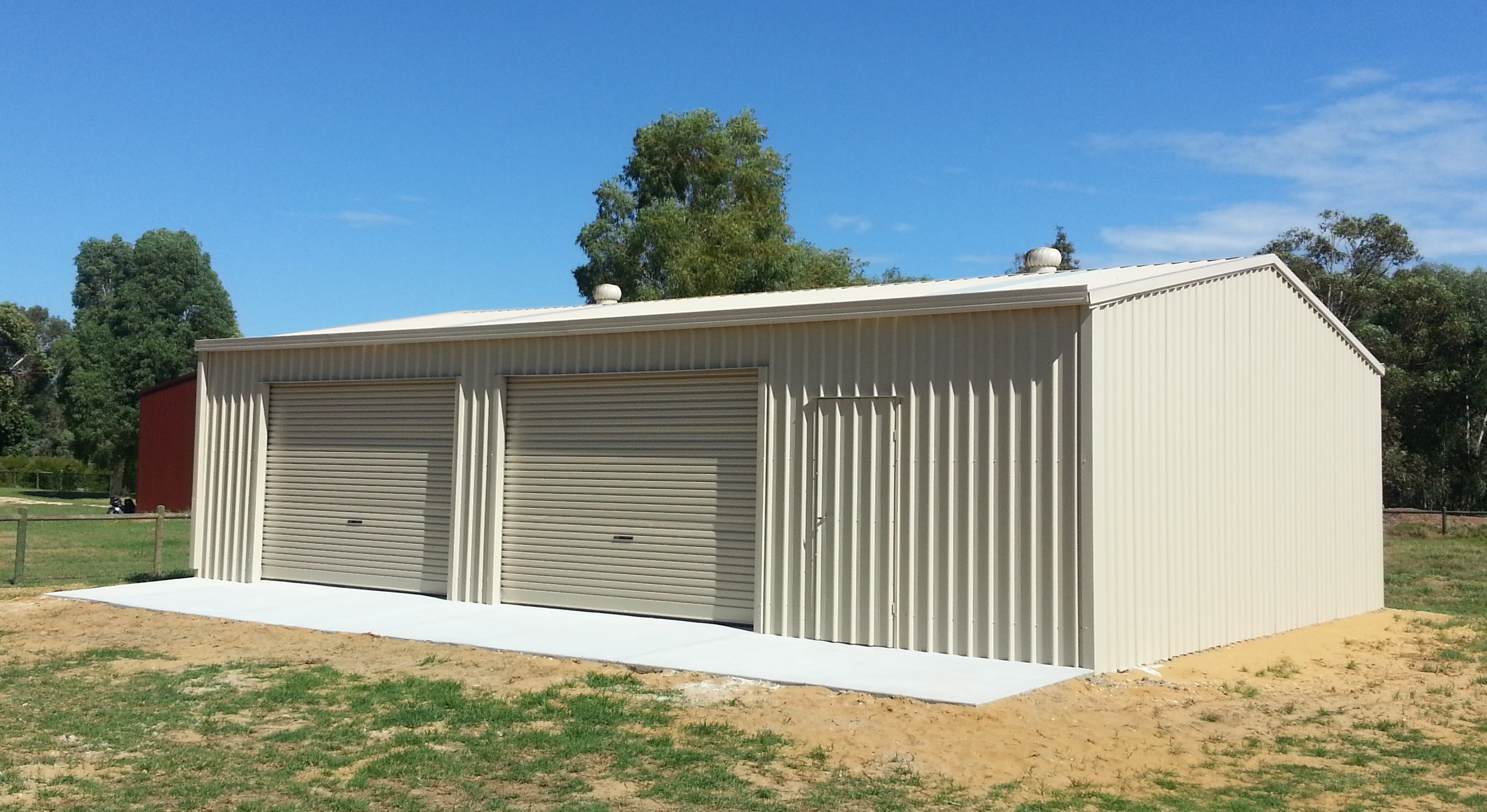Residential Garage Perth