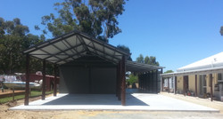 Rural Sheds Perth + Lean to 002