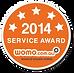 Coastline Sheds & Garages Perth  Service Award 2017