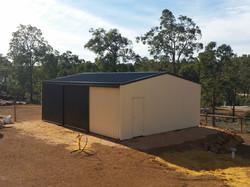 Rural shed Roleystone Perth