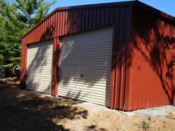 Residential garage WA