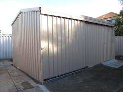 Storage shed Mt Pleasant