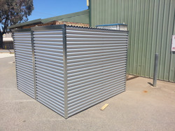 Builders site sheds Perth