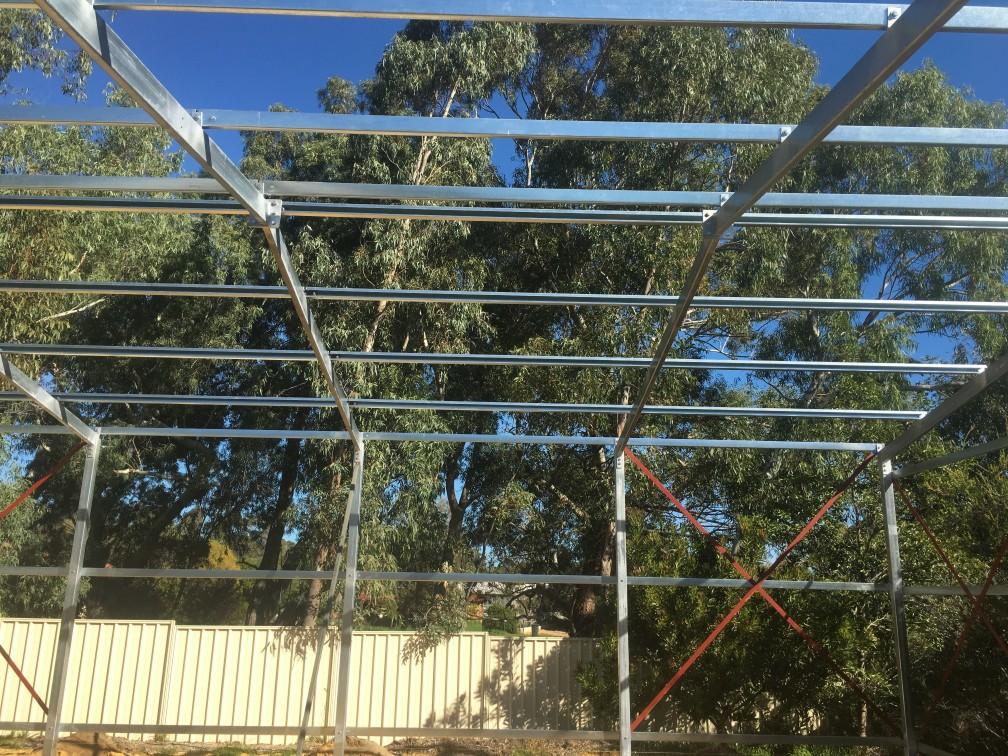 Portal Framed Sheds Perth WA