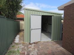 6x3.3x2.4 shed Willeton