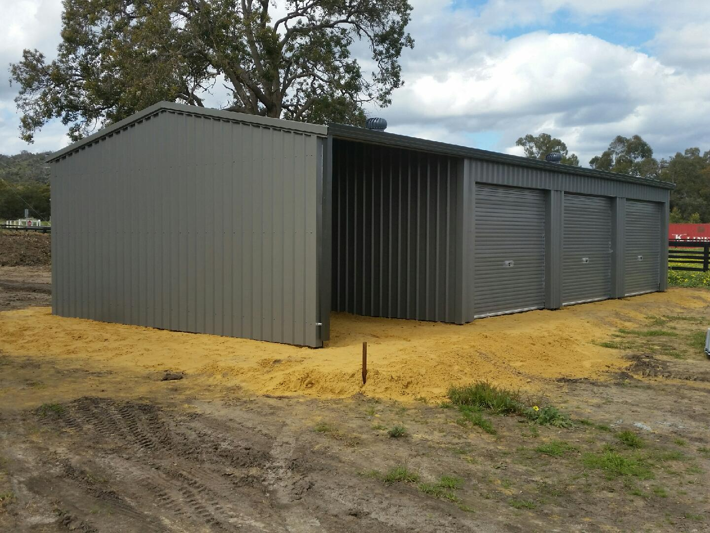 Garage Darling Downs