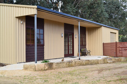 Granny Flat - Shed combination