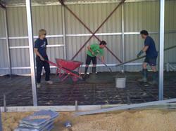 prep for concrete 2