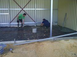 prep for concrete 1