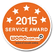 Coastline Sheds & Garages Perth  Service Award 2015