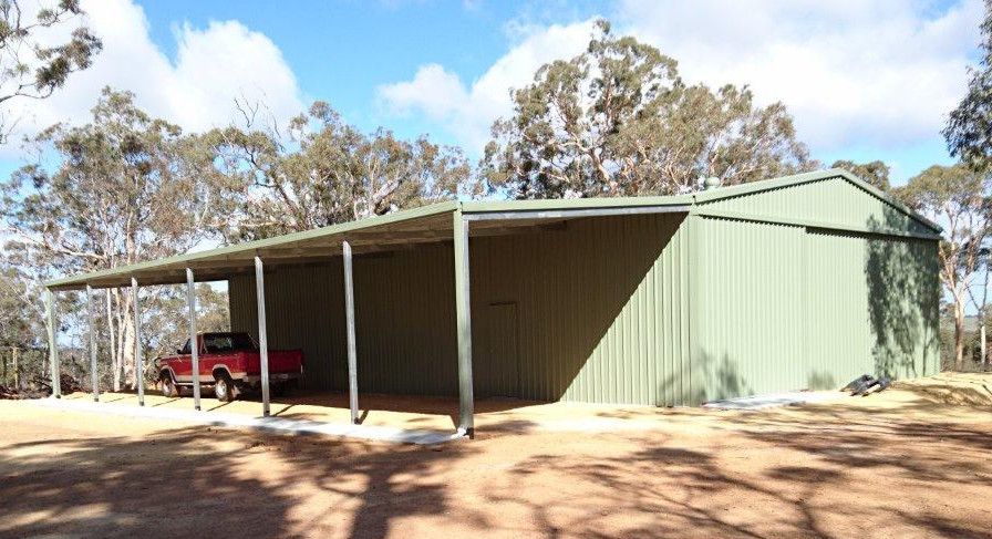 18x12x4 Shed Toodyay
