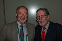 2017 Agronomy Australia Fellows Professor Jim Pratley and Dr John Angus