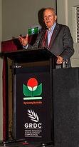 Prof. Tim Reeves, Agronomy Australia 2017 Donald Medallist