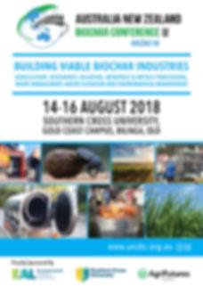 Australian New Zealand Biochar conference details