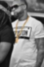 Slim Thug at Tha Enclave Industry Mixer