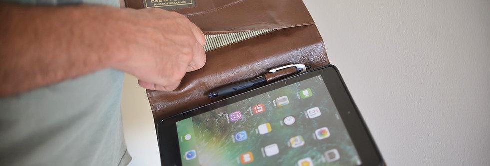 """iPad (2017) 9.7"""" - iPad Pro 10.5"""" - iPad Air 2 - iPad Air Natural Leather Case"""