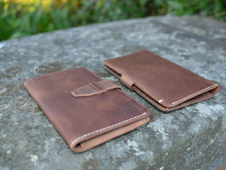 """""""Top quality leather, extremely functional & good looking. I love it!"""