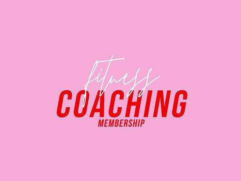 Fitness Coaching Membership