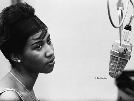 Bande originale de Sparkle - Aretha Franklin retrouve la flamme