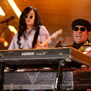Stevie Wonder : Un duo avec Elton John et un nouvel album en préparation