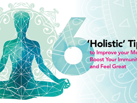 6 Strategies for Holistic Health and Wellbeing