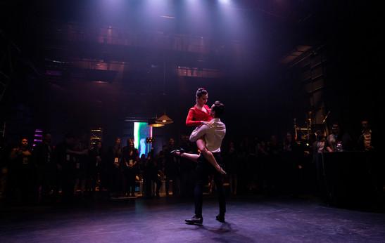 Ballet SA - Dancers
