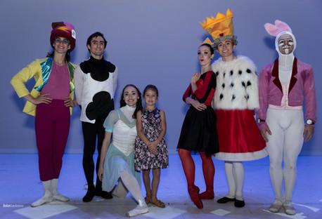 BSA - Alice in Wonderland